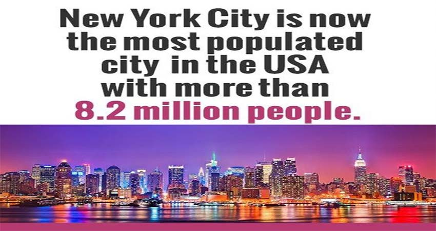 5 Unique Facts of the New York City People Rarely Know